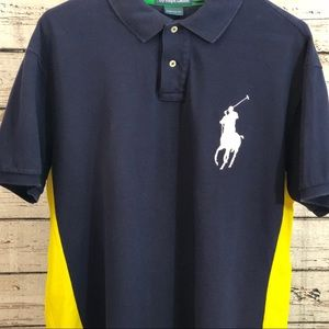 Men's Polo Ralph Lauren Large Pony Polo Shirt